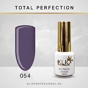 Гель-лак Klio professional TOTAL PERFECTION №054, 8 мл