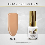 Гель-лак Klio professional TOTAL PERFECTION №075, 8 мл