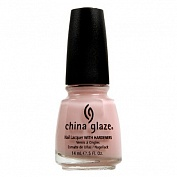 Лак China Glaze 70286 (Diva Bride), 14 мл.