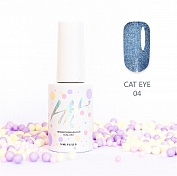Гель-лак HIT Cat eye 5D №04, 9 мл