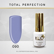 Гель-лак Klio professional TOTAL PERFECTION №090, 8 мл