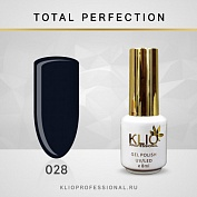 Гель-лак Klio professional TOTAL PERFECTION №028, 8 мл