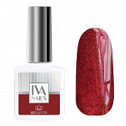 Гель-лак IVA NAILS Red Queen №11, 8 мл