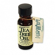 "Стопроцентное масло чайного дерева ""Tea Tree Oil"" Gena, 14 мл."