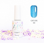 Гель-лак HIT Cat eye 5D №03, 9 мл