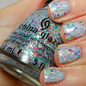 Лак China Glaze 81120 Это ловушка! (It's Trap-Eze), 14 мл.