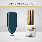 Гель-лак Klio professional TOTAL PERFECTION №025, 8 мл
